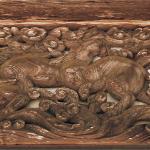 兎と波(金剛峯寺)